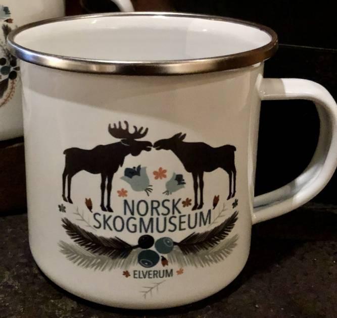 Bilde av Norsk skogmuseumkoppen